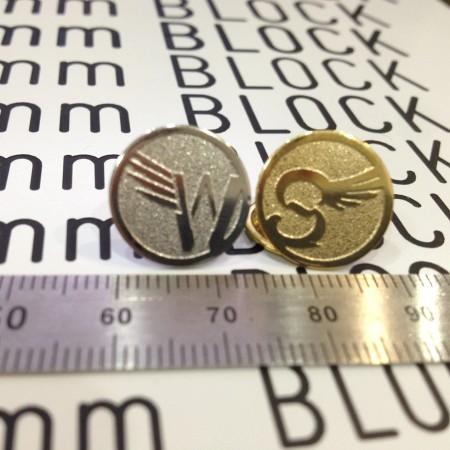 Badge, Collar Pin & etc